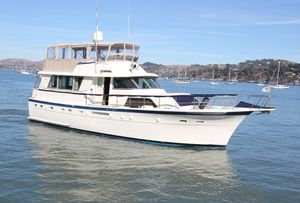 Used Hatteras Extensively Customized ED Motor Yacht For Sale