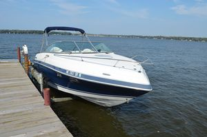 Used Four Winns 245 Sundowner Cruiser Boat For Sale