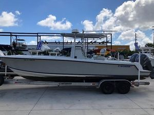 Used Contender 28 Tournament28 Tournament Saltwater Fishing Boat For Sale