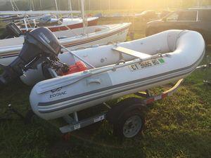 Used Zodiac Cadet 325 Tender Boat For Sale