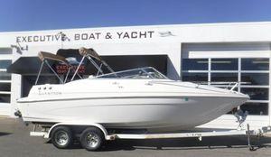 Used Glastron Gs-229 Cuddy Cabin Boat For Sale