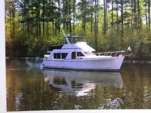 Used Ocean Alexander Europa SedanEuropa Sedan Pilothouse Boat For Sale