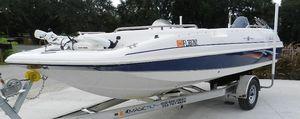 Used Hurricane 201 Sundeck201 Sundeck Deck Boat For Sale