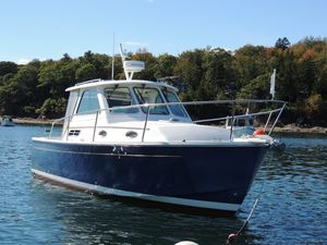 Used Back Cove 29 Hard Top Express Cruiser Boat For Sale