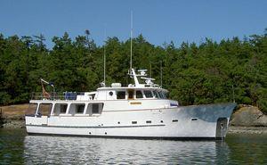 Used Olson Custom Trawler Boat For Sale