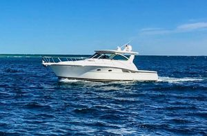 Used Tiara 4200 Open Express Cruiser Boat For Sale