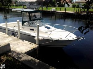 Used Shamrock 246 WA Walkaround Fishing Boat For Sale