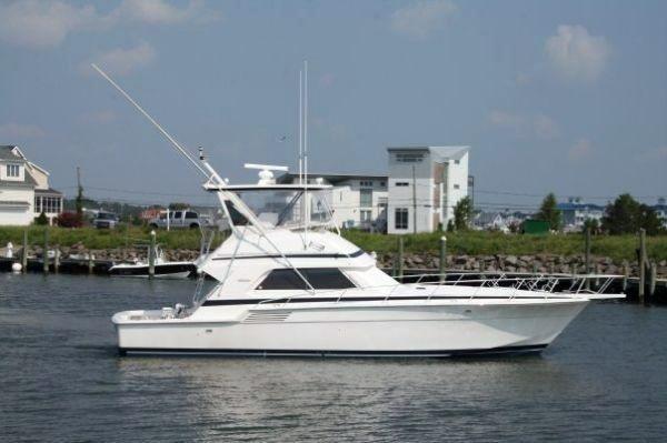 Used Bertram 46 Convertible Fishing Boat For Sale