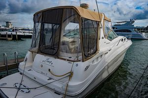 Used Sea Ray 320 Sundancer Express Cruiser Boat For Sale