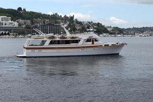 Used Mcqueen Motoryacht Motor Yacht For Sale