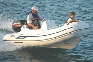 Used Ab Inflatables Nautilus 11 DLX Tender Boat For Sale