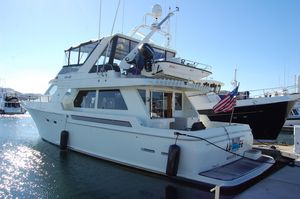 Used Tollycraft Walk Around Pilothouse Motor Yacht For Sale