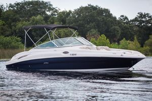 Used Sea Ray 270 Sundeck270 Sundeck Ski and Wakeboard Boat For Sale