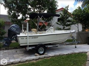 Used Key West 176 CC Center Console Fishing Boat For Sale