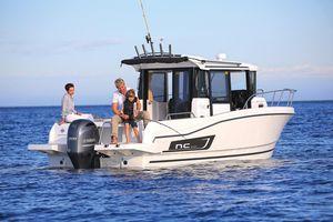 New Jeanneau NC 795 Sport Outboard Sports Fishing Boat For Sale