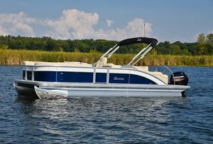 New Barletta E24QCE24QC Pontoon Boat For Sale