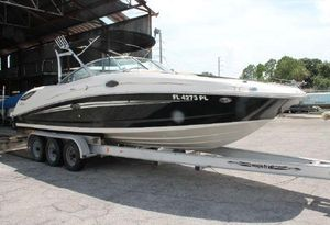 Used Sea Ray 290 Sundeck High Performance Boat For Sale