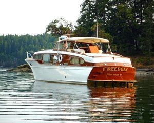 Used Chris-Craft Corvette Antique and Classic Boat For Sale