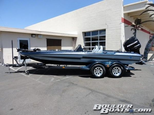 Used Bass Cat PumaPuma Freshwater Fishing Boat For Sale