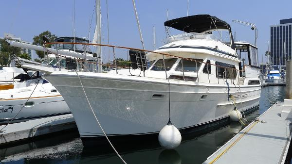 Used Spindrift 46 Aft Cabin Motor Yacht Aft Cabin Boat For Sale