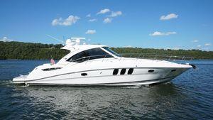Used Sea Ray 480 Sundancer Motor Yacht For Sale