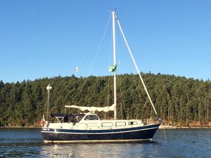Used Finnsailer 35 Motorsailer Sailboat For Sale