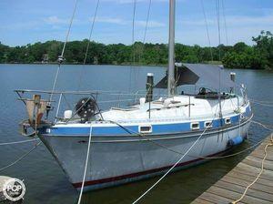 Used Heritage 38 West Indies Sloop Sailboat For Sale