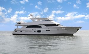 Used Hargrave Flush Deck Motor Yacht For Sale
