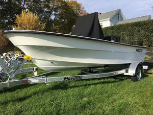 New Maritime 189 Defiant Center Console Fishing Boat For Sale