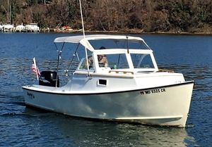 Used Seaway 21 Seafarer Cruiser Boat For Sale
