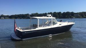 Used Mjm 34Z Downeast Express Cruiser Boat For Sale