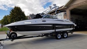 Used Sea Ray 260 SD Deck Boat For Sale