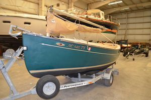 Used Com-Pac Sun Cat Daysailer Sailboat For Sale