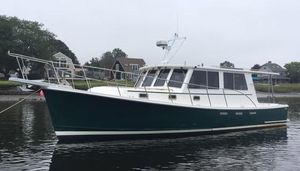 Used Zimmerman Marine Z36 Sedan Cruiser Boat For Sale