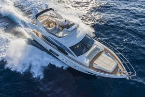 New Absolute 64 Fly Flybridge Boat For Sale