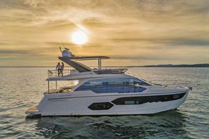 New Absolute 58 Fly Flybridge Boat For Sale