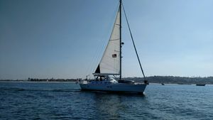 Used Beneteau 42 CC Cruiser Sailboat For Sale