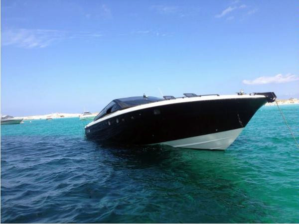 Used Otam Millennium 45 Express Cruiser Boat For Sale