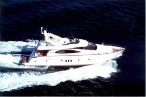 Used Azimut 74 Solar Motor Yacht For Sale