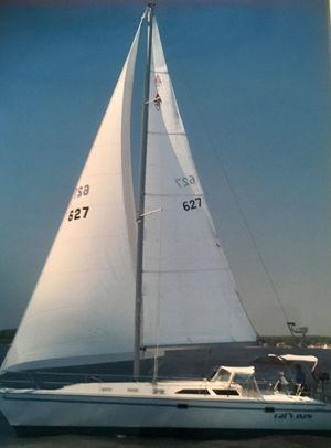 Used Catalina 42 MKII Cruiser Sailboat For Sale