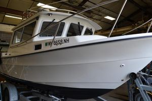 Used Sea Sport 2200 Sportsman Saltwater Fishing Boat For Sale