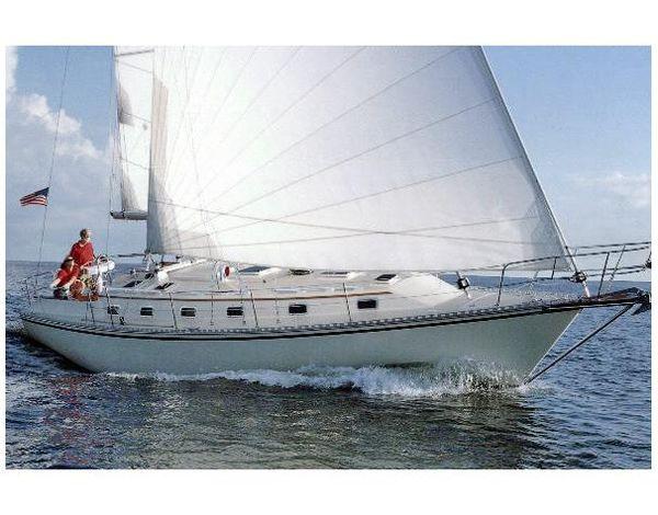 Used Caliber 40lrc Cruiser Sailboat For Sale