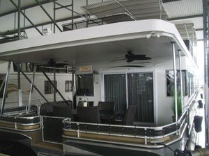 Used Thoroughbred 19 X 88 Houseboat House Boat For Sale