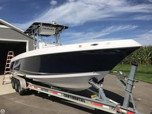 Used Donzi 29ZFO Center Console Fishing Boat For Sale