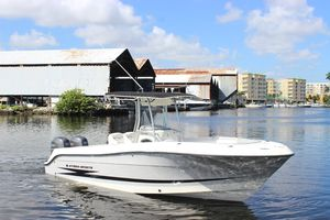 Used Hydra-Sports 2500 CC2500 CC Saltwater Fishing Boat For Sale