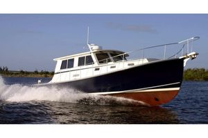 New West Bay Downeast Cruiser Downeast Fishing Boat For Sale