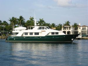 Used Queenship Cooper Queenship M.Y. Motor Yacht For Sale