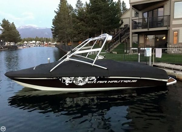 Used Nautique 230 Super Air Ski and Wakeboard Boat For Sale