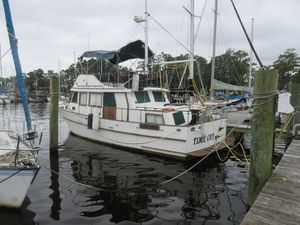 Used Albin Trawler Boat For Sale