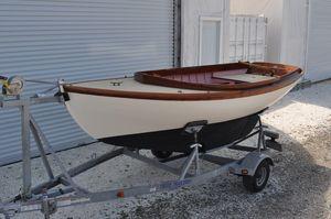Used Herreshoff 12-1/2 Sloop Sailboat For Sale